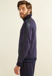 Guess - Zip-up hoodie - blau - 2