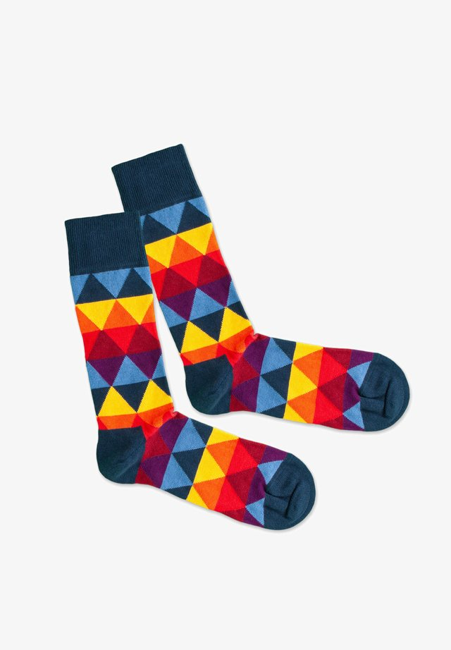 TRIANGLE PARTY - Socks - multicolor