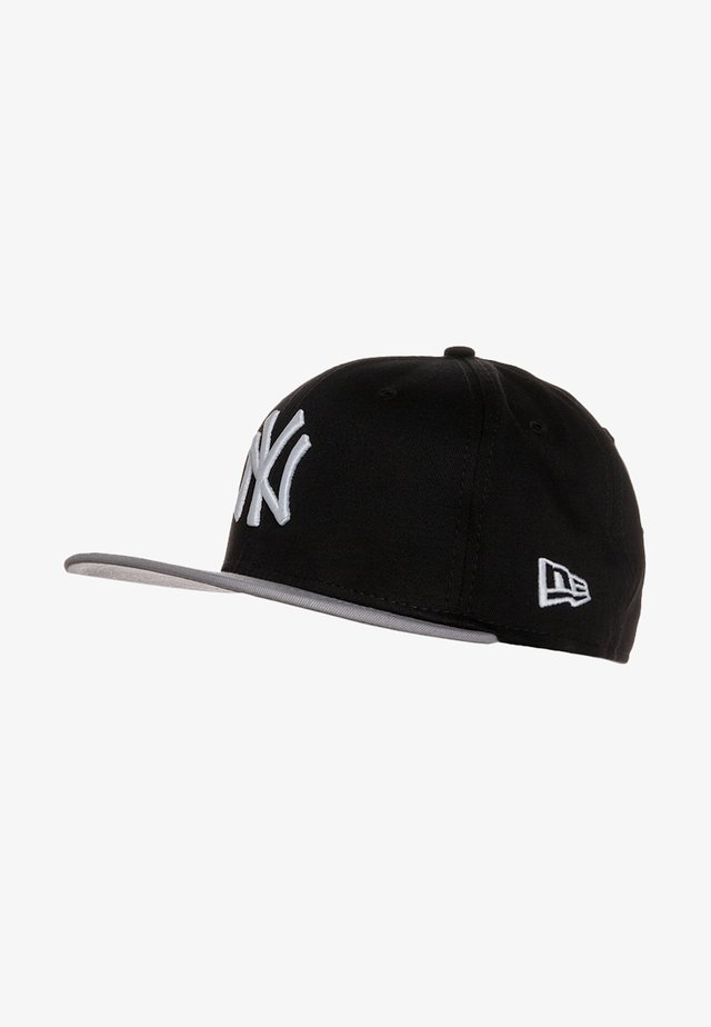 NEW YORK YANKEES - Czapka z daszkiem - black