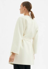Luisa Spagnoli - Classic coat - panna - 2