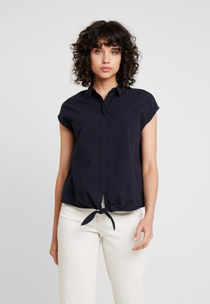 FALIM - Button-down blouse - simply blue