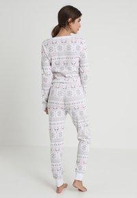Even&Odd - Pyjamas - white/pink - 2