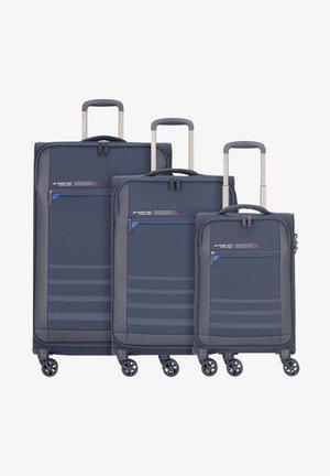 3 SET - Set di valigie - navy