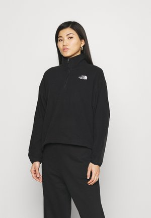 ICE FLOE  - Fleece jumper - black