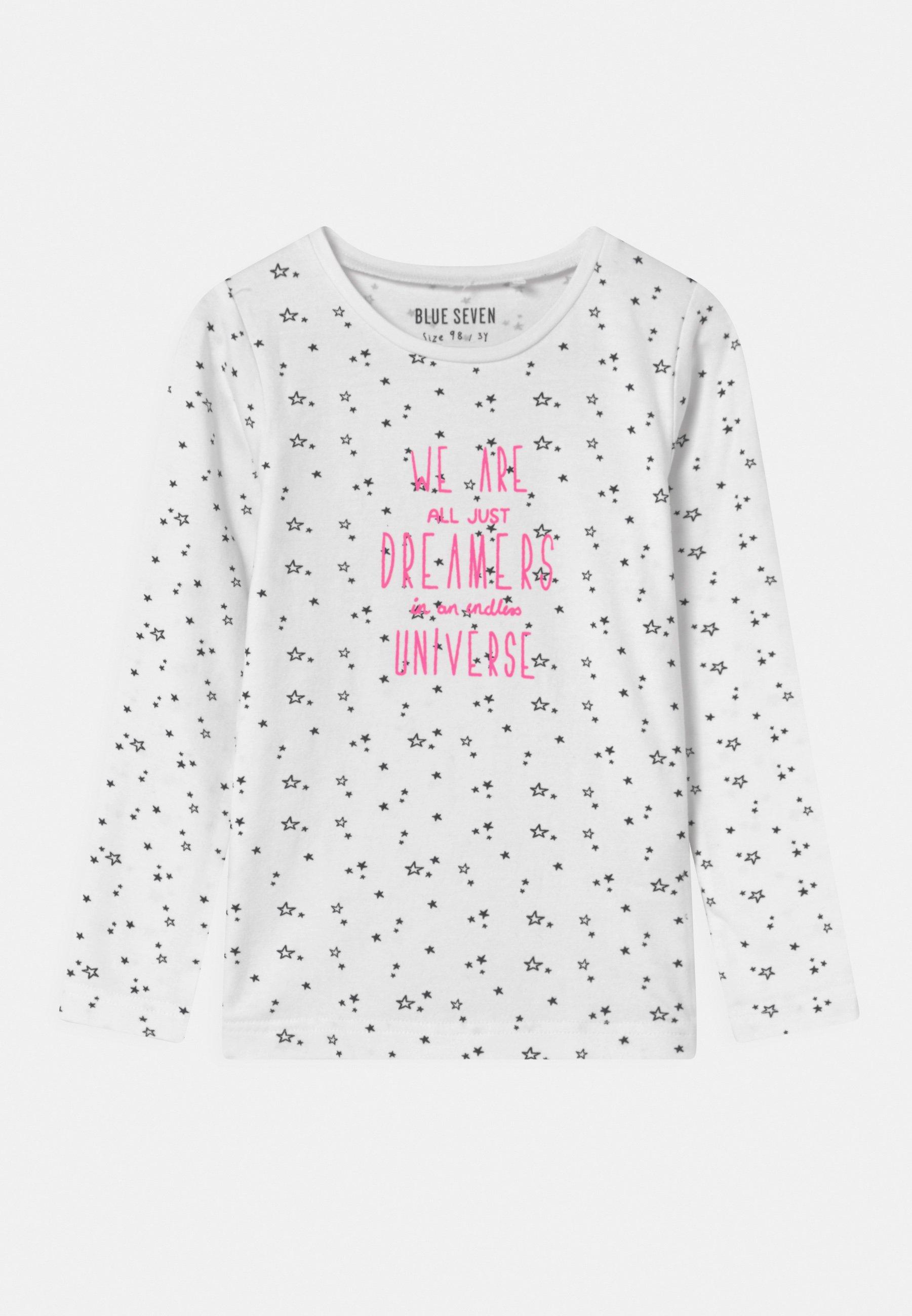 Kids KIDS GIRLS - Long sleeved top - weiss