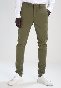 rag & bone - FIT - Chino - army - 0