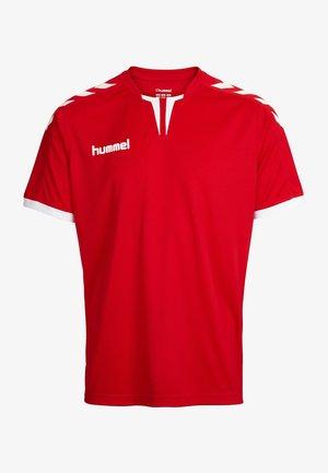 CORE - T-shirt de sport - true red pro