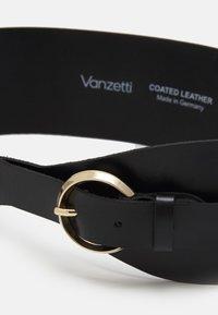 Vanzetti - Pásek - black - 3