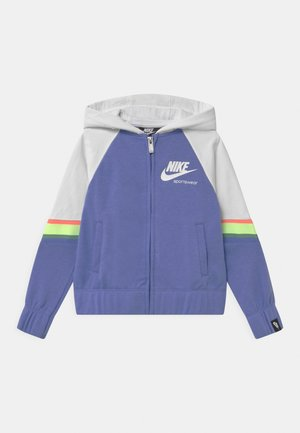 HERITAGE  - Zip-up hoodie - royal pulse