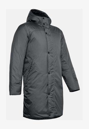 Winter coat - pitch gray