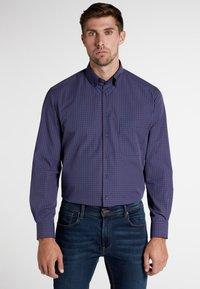 Eterna - COMFORT FIT - Shirt - blue - 0