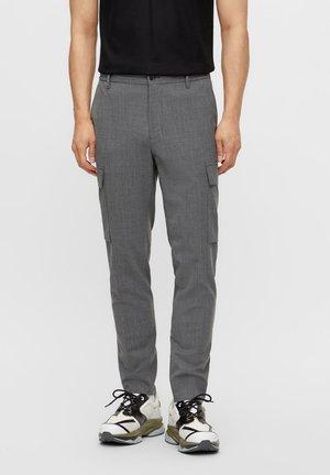 SASHA - Cargo trousers - dark grey