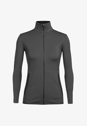 MERINO COMET  WANDER- SPORTLICHE MERINO - Training jacket - dark grey