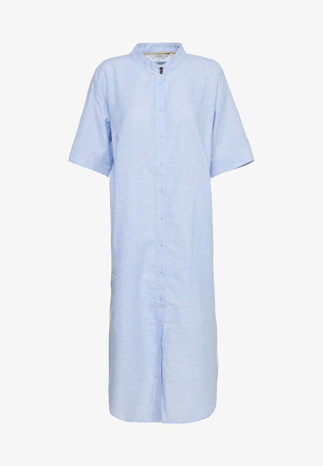 NUBOHEME DRESS - Robe chemise - light blue