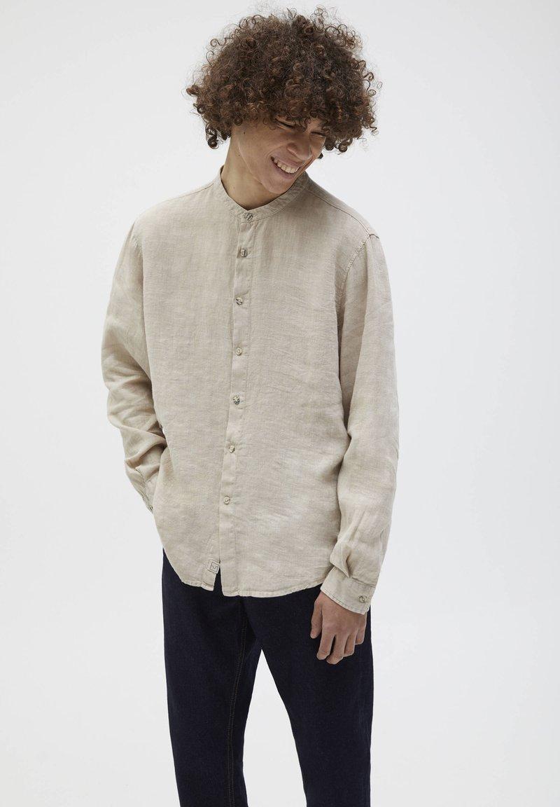 PULL&BEAR - Overhemd - beige