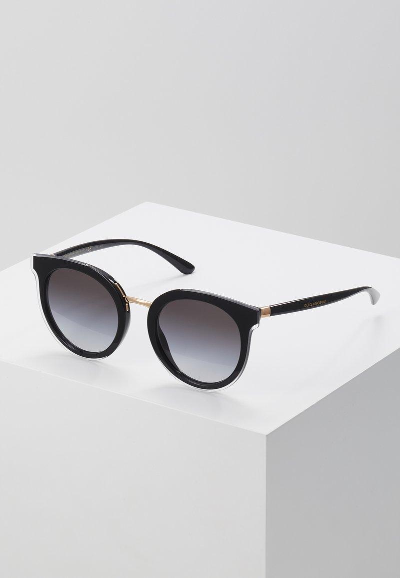Dolce&Gabbana - Sluneční brýle - top crystal on black