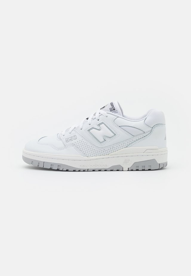 550 UNISEX - Sneakers laag - white