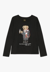 Polo Ralph Lauren - BEAR  - Langarmshirt - black - 0