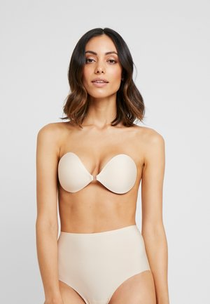 BACKLESS BEAUTY - Strapless BH - nude