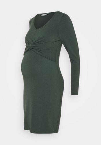 MLMACY JUNE DRESS - Jersey dress - balsam green