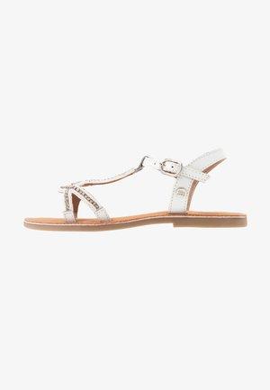 BEZIERS - Sandals - blanco