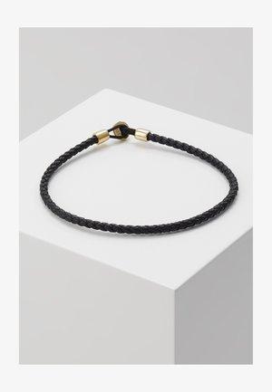 NEXUS ROPE BRACELET - Bracelet - black/gold-coloured