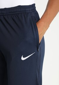Nike Performance - DRY PANT  - Tracksuit bottoms - obsidian/white - 3