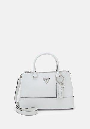 CORDELIA LUXURY SATCHEL - Handbag - white