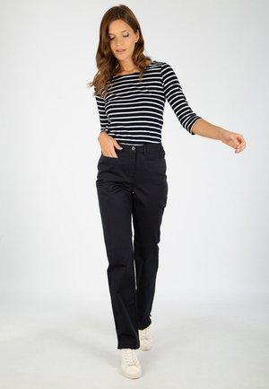 TRIMARAN - Trousers - rich navy