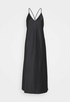 CHEMISE LONG - Nightie - black