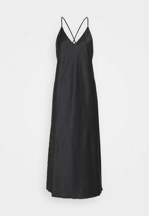 CHEMISE LONG - Nattskjorte - black