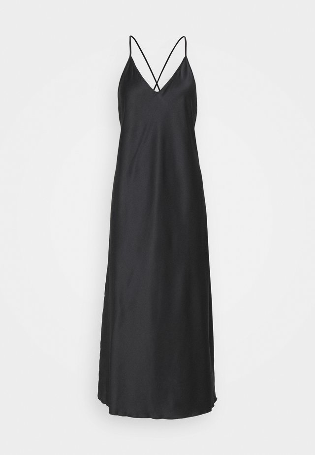 LONG DRESS - Nattrøjer / negligé - black