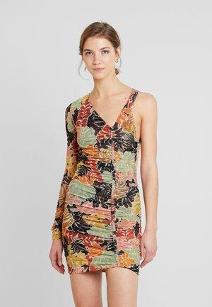 BABELINI DRESS - Shift dress - beige