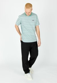 HUF - Print T-shirt - harbor grey - 1