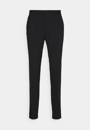 THODD - Suit trousers - black