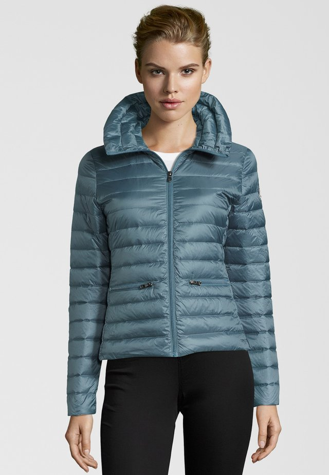 OLIVIA - Down jacket - blue