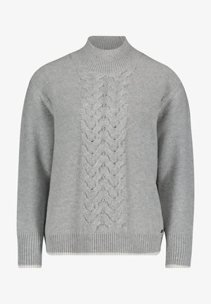 Jumper - light silver melange