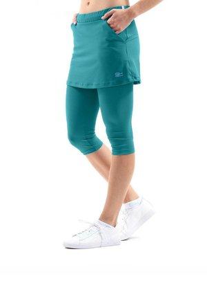 Sports skirt - petrol grün