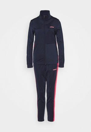 PLAIN TRIC SET - Tracksuit - legend ink