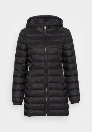 ONLNEWTAHOE HOOD COAT - Winter coat - black