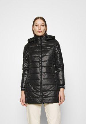 ESSENTIAL SORONA COAT - Short coat - black