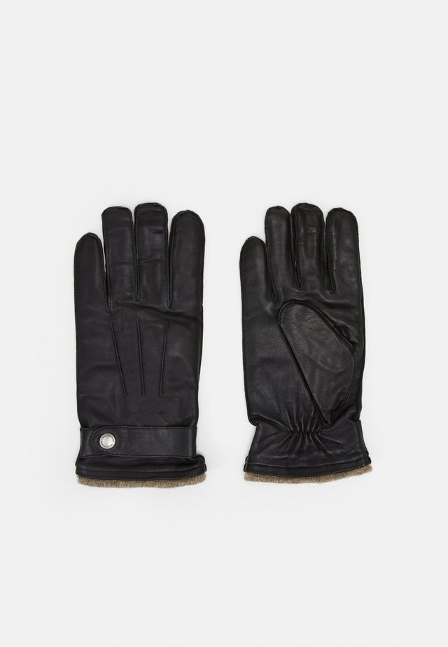 SLHPOUL GLOVES - Gloves - black