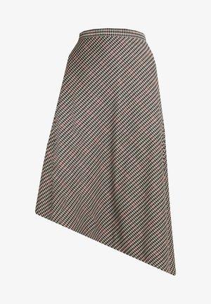 BAYAN - Długa spódnica - black