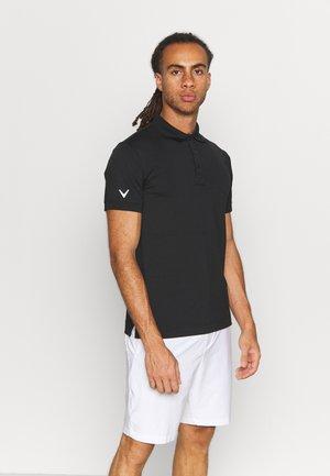 SOLID - Sports shirt - caviar