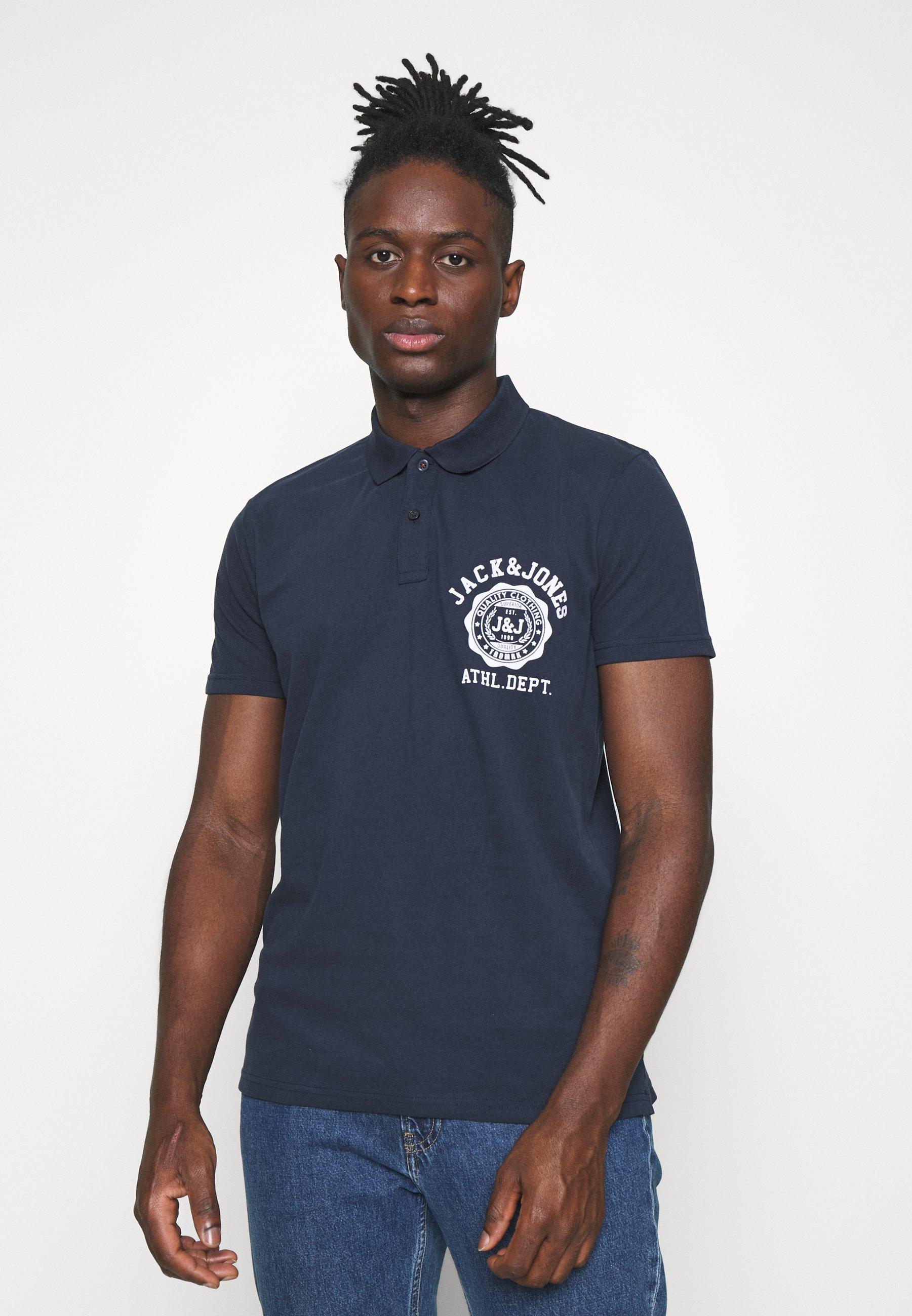 Men JJFLOCK - Polo shirt