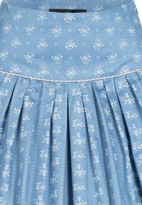 Berwin & Wolff - Pleated skirt - blau - 1