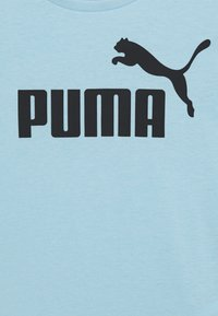 Puma - LOGO UNISEX - Print T-shirt - aquamarine - 2