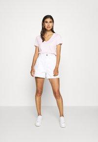 GAP - VINT - T-shirt basic - pure pink - 1