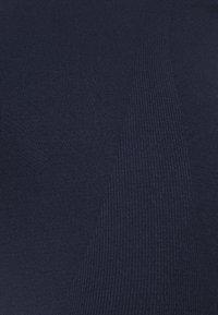 MAMALICIOUS - MLTIA JEANNE - Leggings - navy blazer - 5