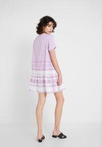CECILIE copenhagen - DRESS - Day dress - purple - 2